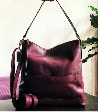 Fossil Hobo Handbag