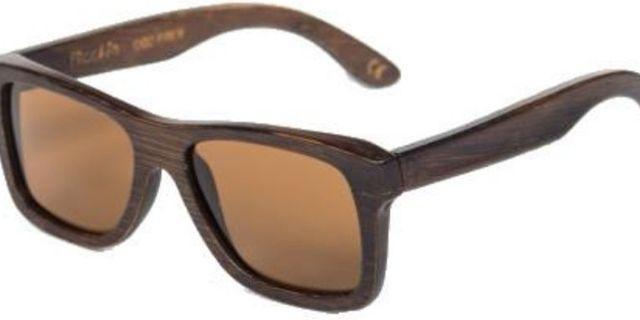 Picchio Pataca wooden sunglasses