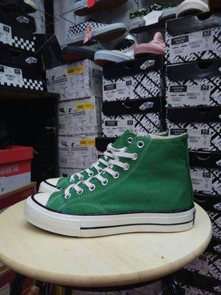 """Sepatu Converse 70's High Egret """"Green"""""""