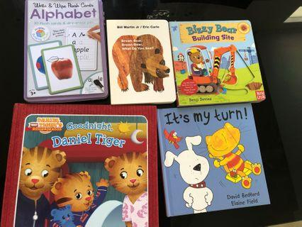Buku Anak Bahasa Inggris. (Children Books)