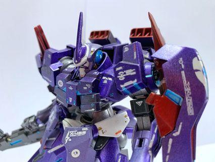 🚚 Gundam Custom Build - HGBF Striker GN-X Custom