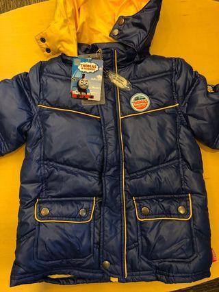 《全新》Thomas down jacket 湯馬士羽絨 (100碼,合3-5歲)