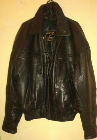 Flight Leather Jacket