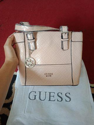 Tas Guess / guess delaney / guess bag