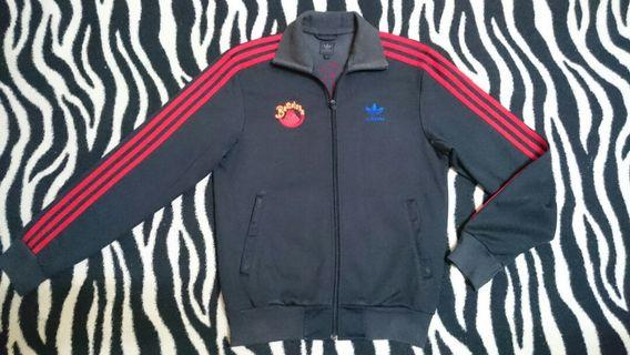 Adidas OG city series barcelona track top zipper jacket