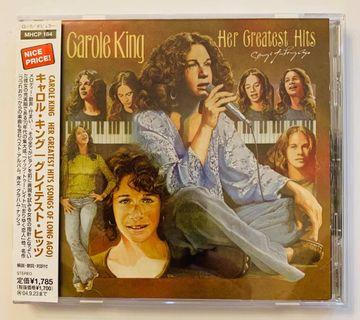 Carole King - Her Greatest Hits CD