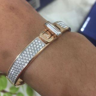 Swarvoski bracelet authentic