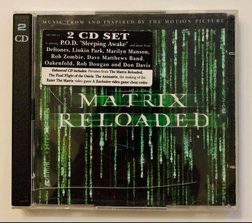 Matrix Reloaded 2CD