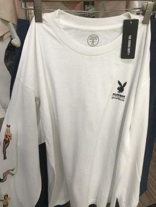 Playboy Long Sleeves