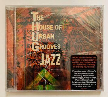 The House of Urban JAZZ CD