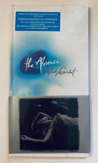 Melody Gardot - The Absence Limited Edition CD/DVD