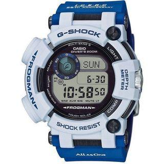 "!!!ATTENTION!!! Last offer, Sorry no reserve!!! Casio G-Shock Frogman GWF-D1000K-7JR, gwfd1000k, gwf1000k, ""Limited Edition Frogman"" With Special to 1500pcs Worldwide.(Made in Japan)."