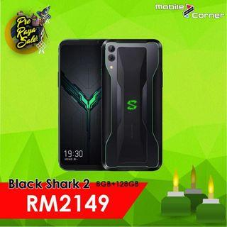 BLACK SHARK 2 [8GB+256GB]➡️ RM2,299