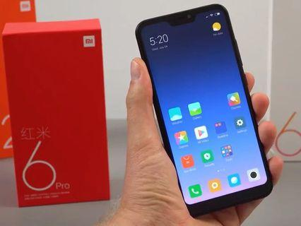 Xiaomi redmi 6 PRO Kredit TERMURAH
