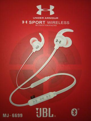 #RayaHome JBL - Under armour Bluetooth Earphone