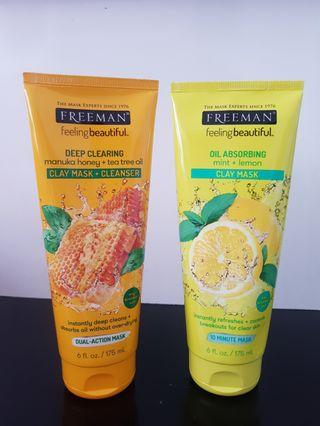 FREEMAN MASK - FOR ACNE PRONE - FULL SIZE - 175 ml