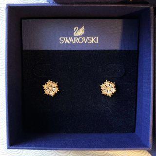 *PRICE DROP* Swarovski Rose Gold Earrings