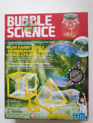 Bubble Science Kit