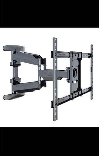"NB Double Arm TV Wall Mount 45"" to 70"""