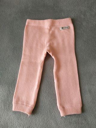 Legging Baby bayi pink