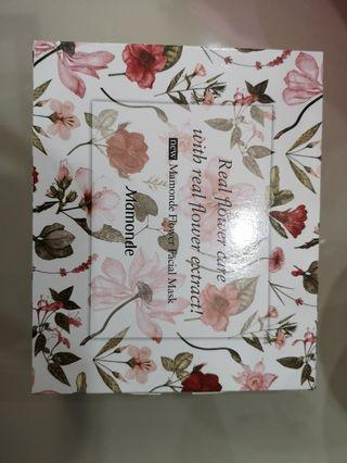 Mamonde Flower Facial Mask Kit