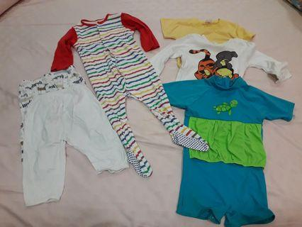 To bless: baby boy clothes 12 months old.