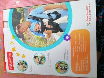 Fisher-price easy on infant carrier