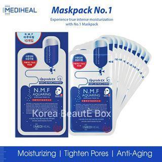 Mediheal N.M.F Aquaring Ampoule Mask Sheet