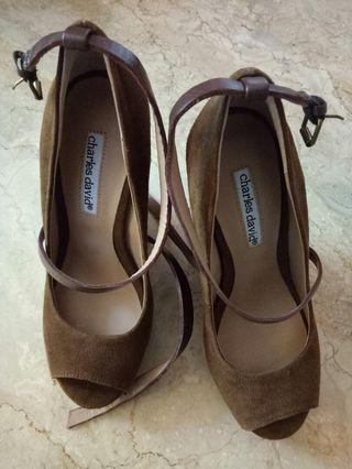 #Mauvivo Charles David Shoes
