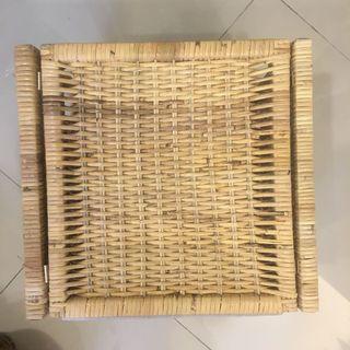 🚚 ikea竹籃