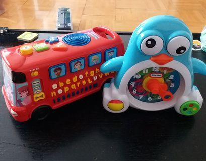 Early Learning & Development Toys