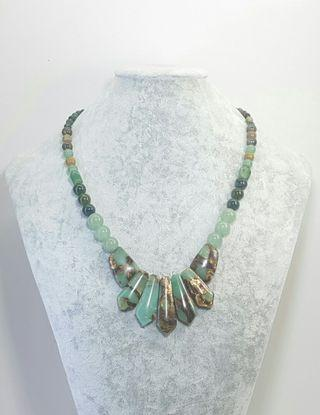 Adelaide Beaded Necklace
