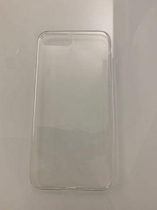 全新iphone7/8 plus透明手機套