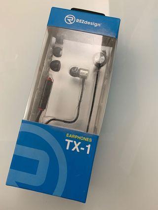 全新耳筒earphone(new)