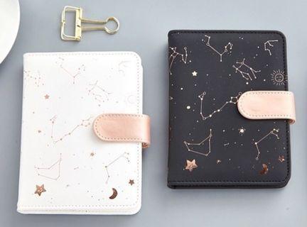 🚚 Zodiac Star Diary Planner Notebook