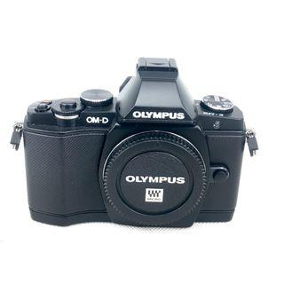 [BMC] Used Olympus OM-D EM-5 MFT (16MP) Black