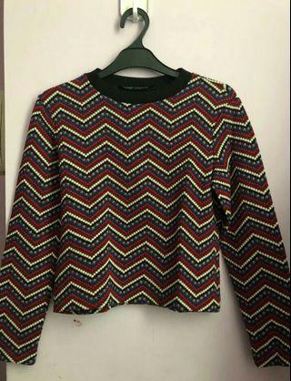 Zara Knit Sweater Original