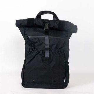 🇯🇵日本品牌WONDER BAGGAGE(ワンダーバゲージ )-ACV Explorer's高科技尼龍布超輕耐水性的滾頂背包 靚料 登山 防水 實用 多袋  時尚💯100%正品日本直送✈️