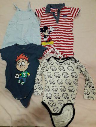 Baby boy clothes 12 to 18 months