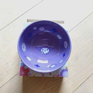 7-11 Kuromi 10號 陶瓷碗 有盒 可換little twin stars