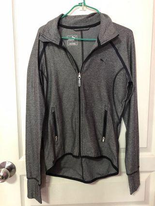 Puma Grey Jacket