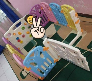 Playfence for kids