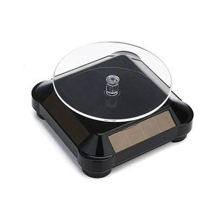 Solar Showcase 360 Turntable Rotating Display Stand