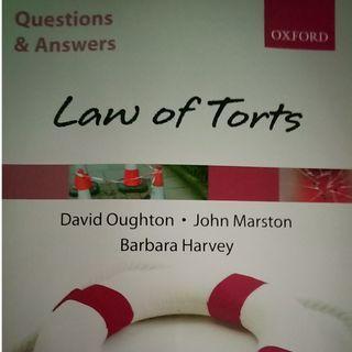 Torts law