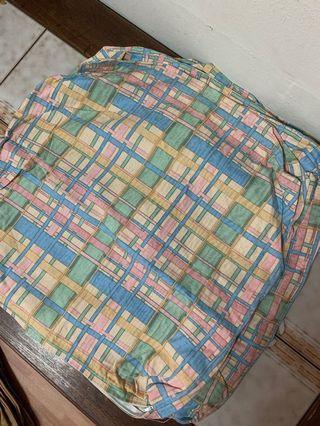 Retro Cushion Cover Set (4 pieces)