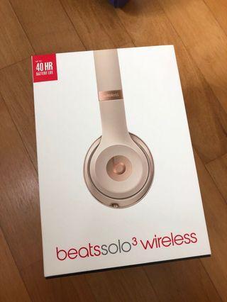 🚚 Beats solo 3 wireless