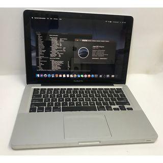 """MacBook Pro 13"""" mid 2012,i7,8GB,128GB SSD"""