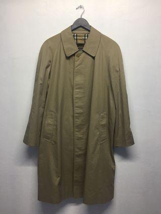 Burberry trench coat for men