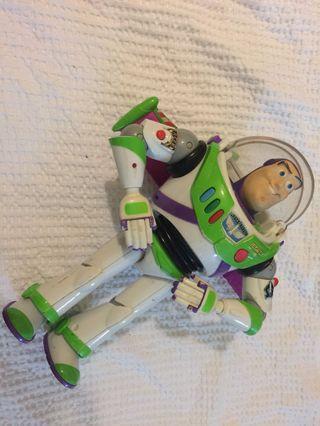buzz toys story