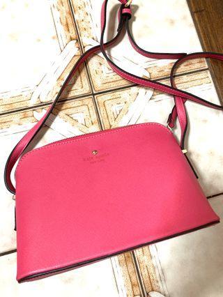 🚚 Kate Spade Pink Micro Bag